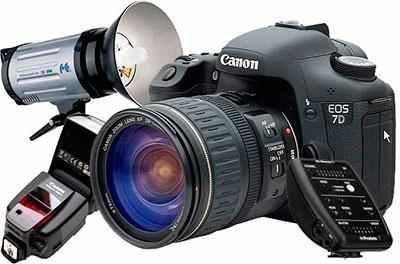 Запчасти для фототехники